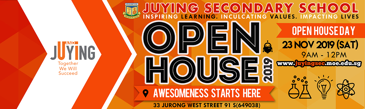 Juying Open House 2019